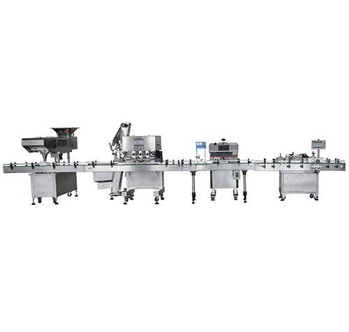 Electronic packing line