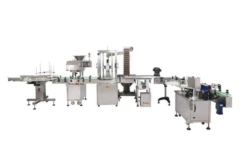 CCD-Number-packing-line