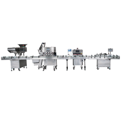 Softgel Packing Line