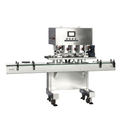GX-200 linear capping machine
