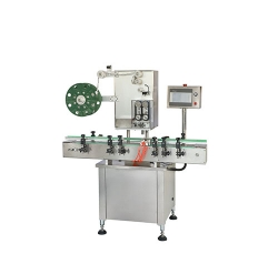 Automatic plug desiccant machine