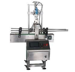 LX-1-C pneumatic single head capping machine