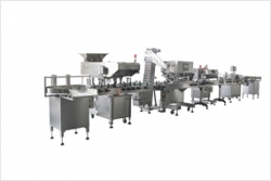 CCD counting and packing line