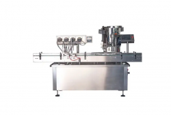 Four-single-rotary-machine