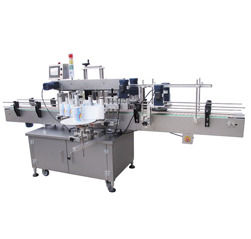 Synch-printing Labeler