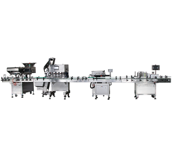 CCD Number packing line