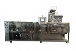 Horizontal Counting and Packaging Machine